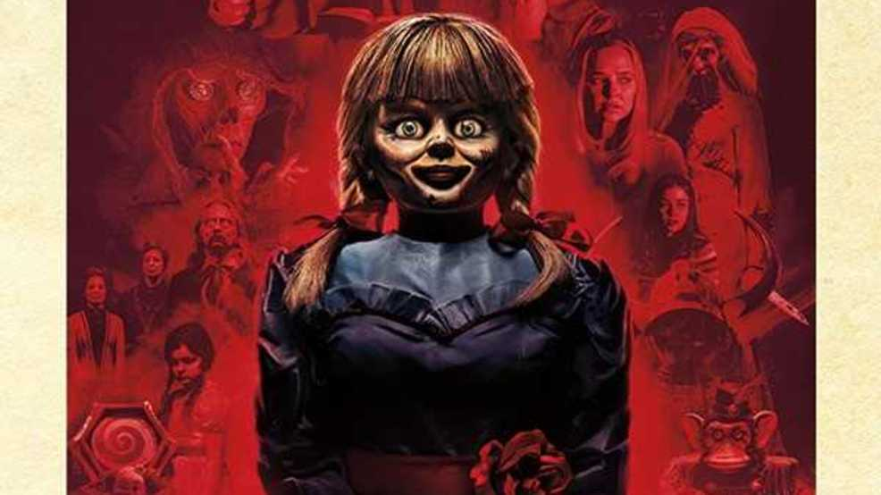 'Annabelle Comes Home' Artifact Room Tour happening today downtown