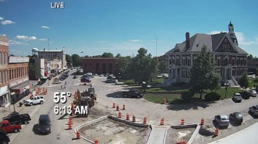 Downtown Revitalization Covers Photo : Latest update on macomb downtown revitalization project khqa