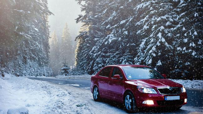 How to drive safely in the snow, sleet and other winter storms