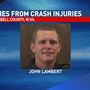 Firefighter dies after car crashes into furniture truck in Cabell County