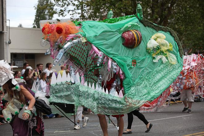 Photos: Fremont's 2012 Summer Solstice Parade | KOMO