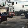 Two-car accident in Macon sends 5 to hospital