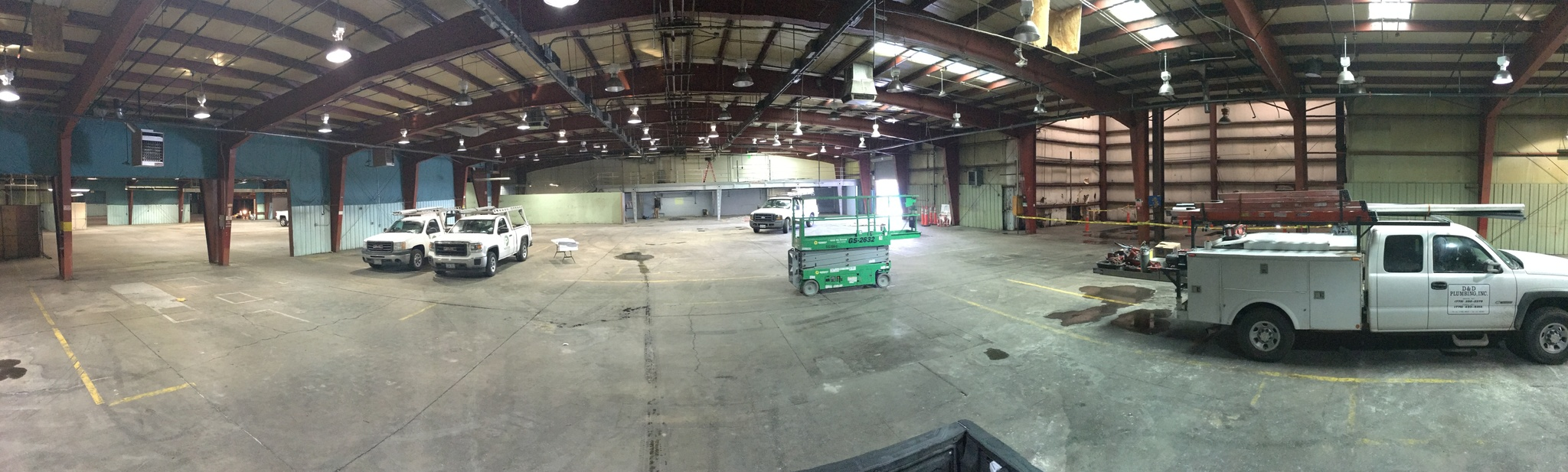 Miles Construction repurposes old Verdi warehouse into new cannabis facility (Photo courtesy: RAD Strategies)
