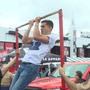 Fans make the best of Pocono 400 race day despite windy weather