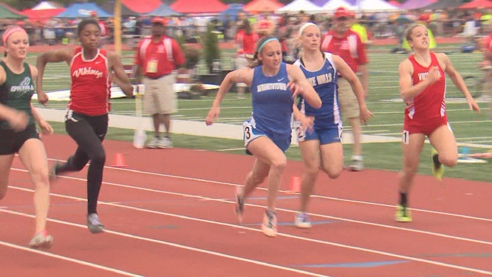 WIAA state track and field starts in Lacrosse, WI