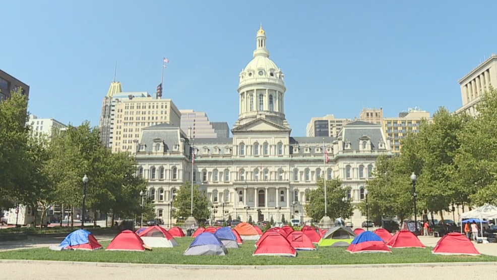 A tale of two cities Baltimore City and tent city reach an agreement & A tale of two cities: Baltimore City and tent city reach an ...