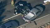 Motorcyclist killed in multi-vehicle crash on SR 512 in Tacoma