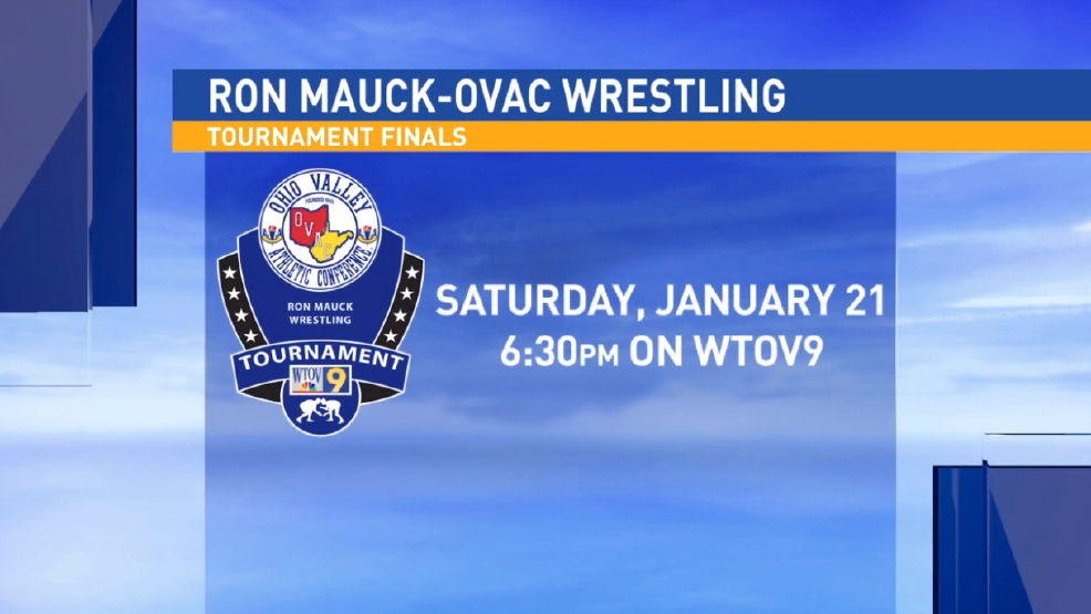 Ron Mauck OVAC Wrestling Tournament action begins
