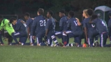 Soccer team supporters address scrutiny over national anthem kneeling