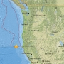 6.5 magnitude quake strikes off Northern Calif. coast
