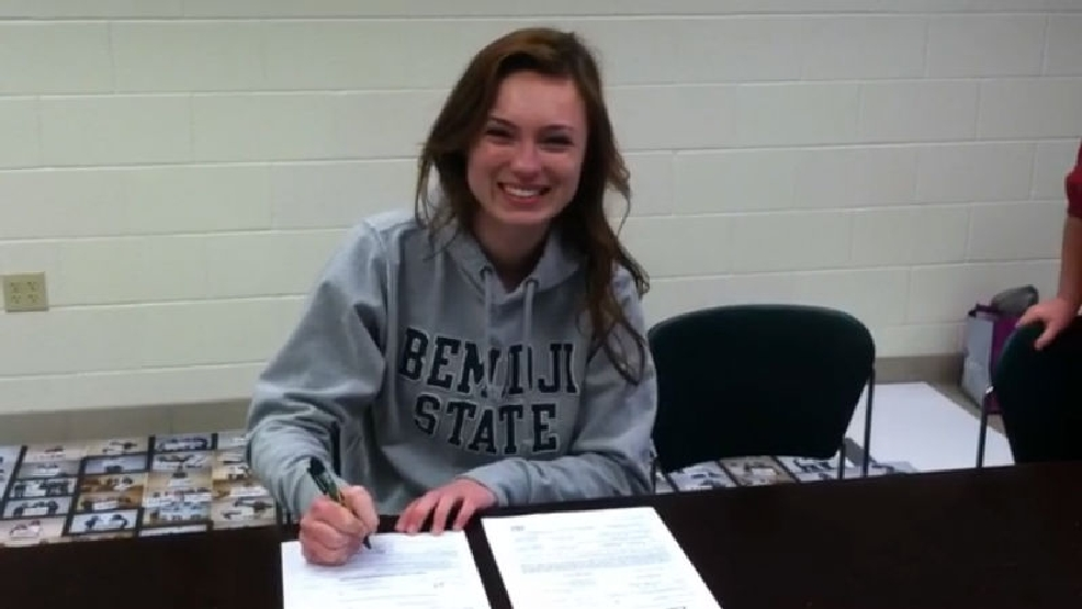 ReportIt thumbnail video for Annika Kussow with Notre Dame Academy signing to play soccer with Bemidji State