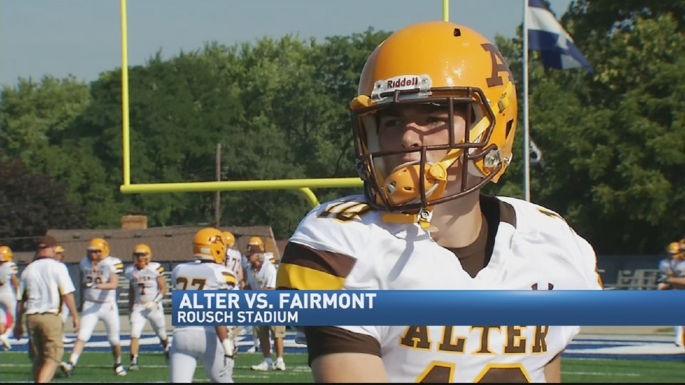 Alter wins 13th straight against rival Fairmont