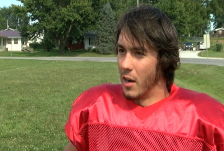 Expect Derek Neupauer to play a big role this season in the Saukee Ground Game