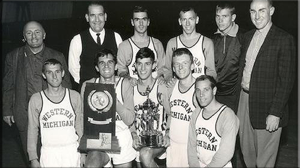 Western-Michigan-1964-NCAA-cross-country-champions