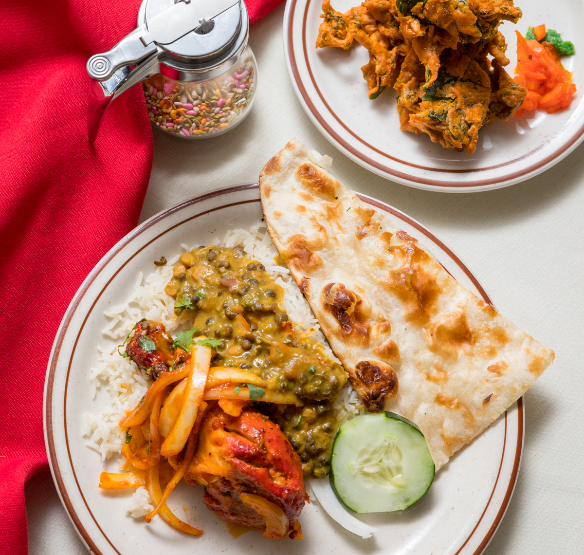 Is it just us or does the Greater Cincinnati area have truly amazing Indian cuisine? No matter what neighborhood you live in around Cincinnati and NKY, there's an excellent Indian restaurant nearby. With so many carryout options, fighting cold winter nights is easy with a hot curry. We're thankful for all the excellent chefs doing fine work in those kitchens. / Image: Marlene Rounds // Published: 11.26.20