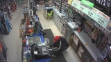 Burglars caught on cam stealing thousands of dollars in scratch lottery tickets