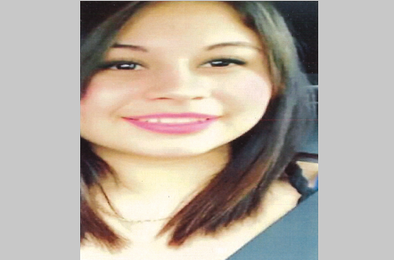 15-year-old Damaris Rivas. (Photo courtesy of Montgomery County Police)<p></p>