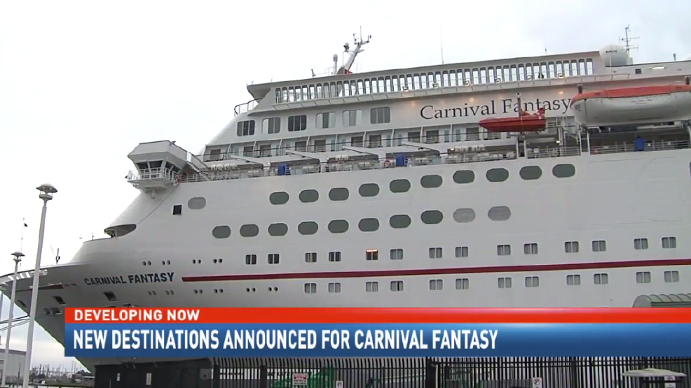 Carnival Offering More Cruises From Mobile In 2018 Wpmi