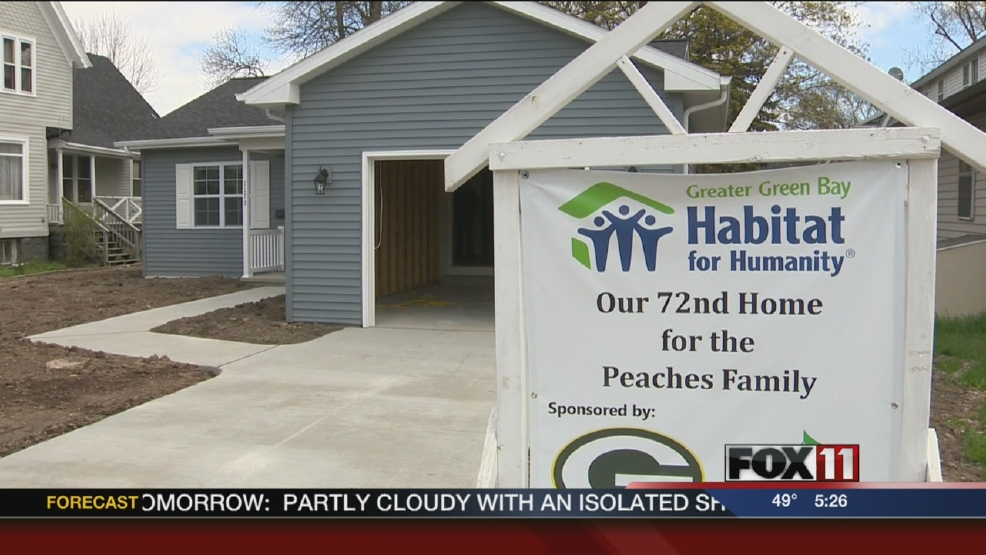 Associated Bank invests in Habitat for Humanity