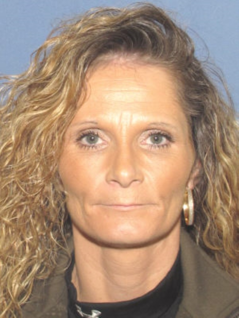 Tracy Sowards{ }(Courtesy: Pike County Sheriff's Office)