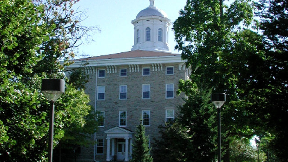 Main Hall on the Lawrence University campus (file photo).