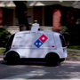 Domino's Pizza launches driverless delivery robot