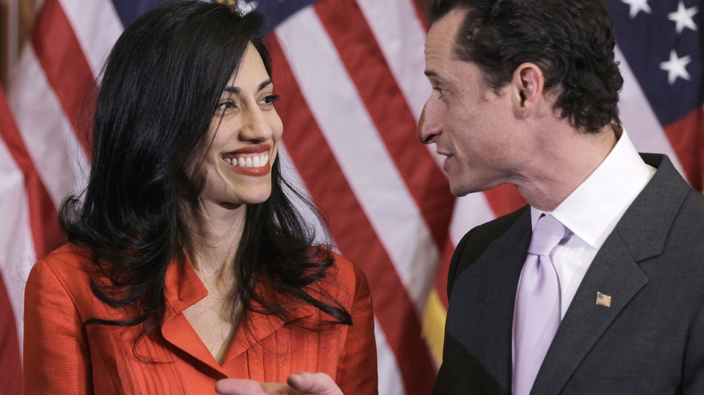Amid a marriage split, Showtime announces 'Weiner' documentary debut