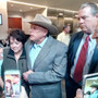 Judge rejects government bid to reopen activist rancher case